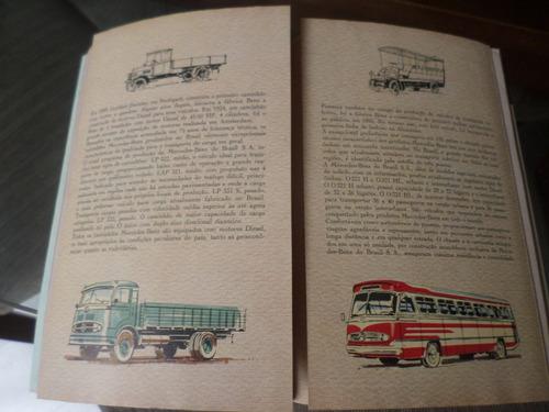 seleções do reader's digest mercedes benz caminhões ônibus