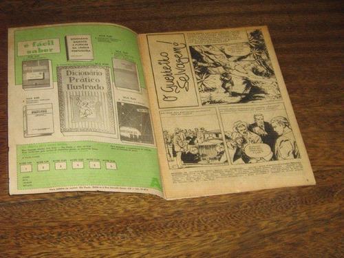 seleções em quadrinhos apresenta submarino nº 14 dez/1967