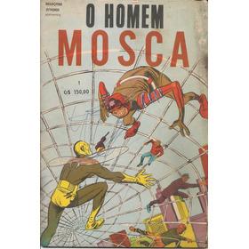 Seleções Juvenis Nº 450 - Ano 1965 - O Homem Mosca - Raro