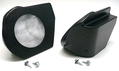 select increments 11472 mod-pod speaker box pair for jeep (e