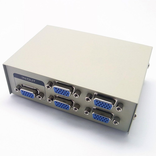 selector de vga x 4 puertos