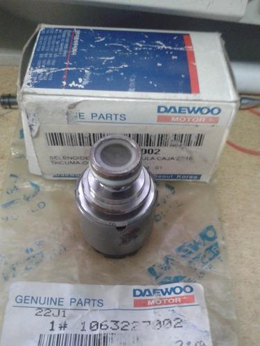 selenoide n°3 caja optra tacuma original daewoo