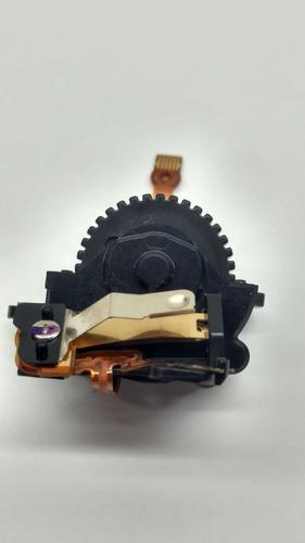 seletor botão dial chave de velocidade canon 6d rígido