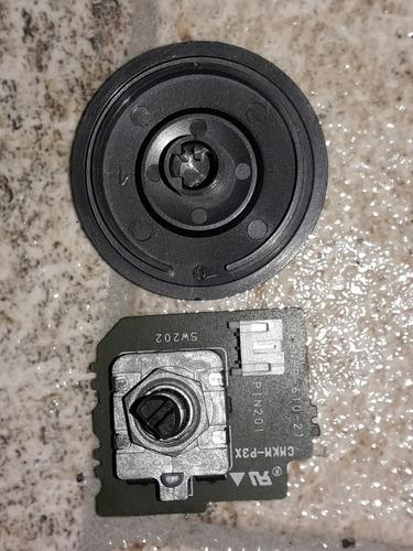 seletor e botão multi jog aiwa nsx f15 , nsx f12 , nsx f9
