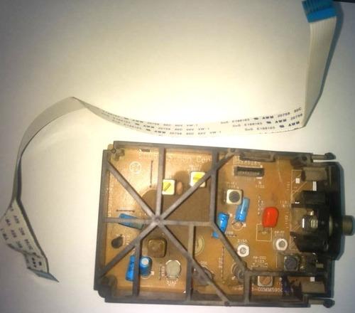 seletor varicap microsistem philips mcm595