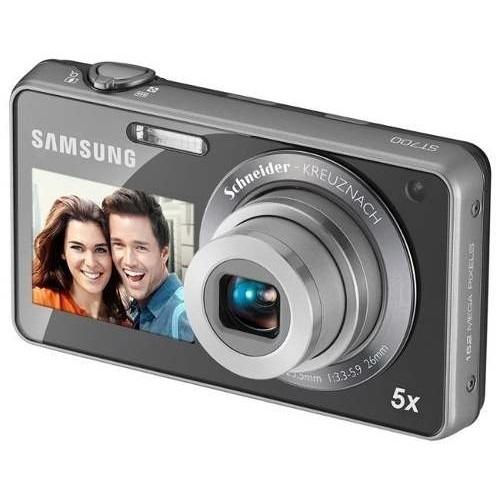 selfcam camera digital samsung 14.2mp tela frontal pl120