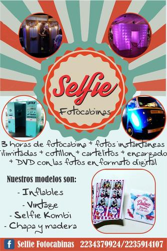 selfie fotocabinas - photobooth - cabina de fotos