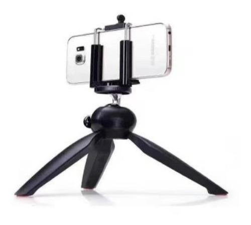 selfie tripoide con base variable fotos