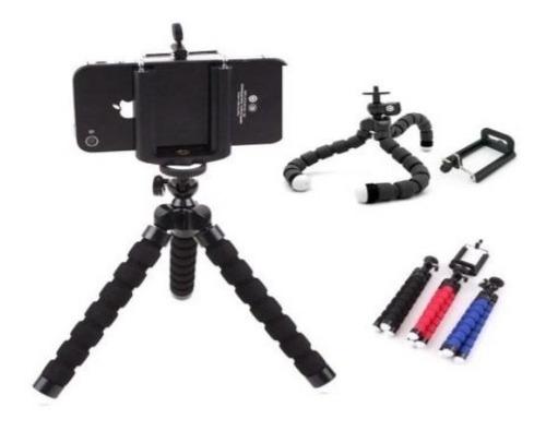 selfie tripoide flexible base mini