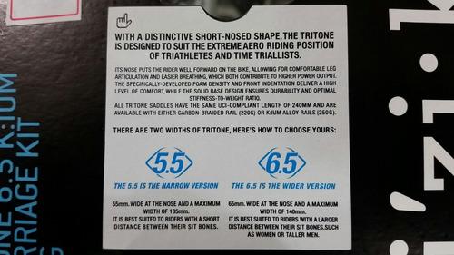 selim fizik tritone  6.5 k:ium