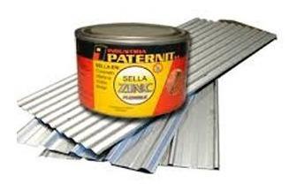 sella zinc 1/64 caja * 60 und industria paternit