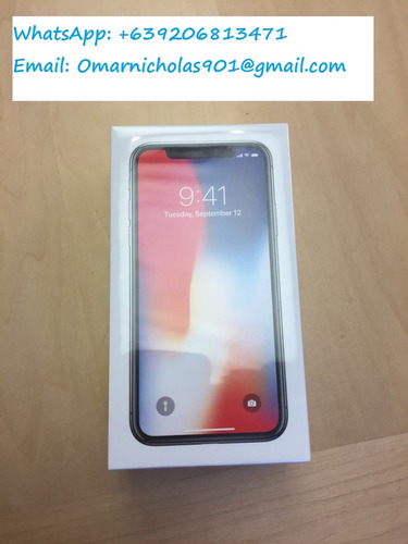 sellado, apple iphone x 256 gb / apple iphone 8+