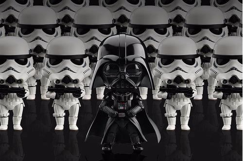 sellado sin abrir nendoroid stormtrooper episodio 4 star war