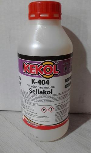 sellador al alcohol kekol k-404 x 1 lt