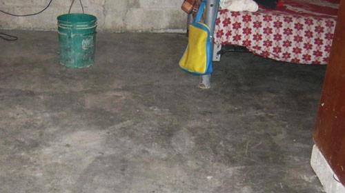 sellador de carpetas y piso de cemento matapolvo x 5 litros