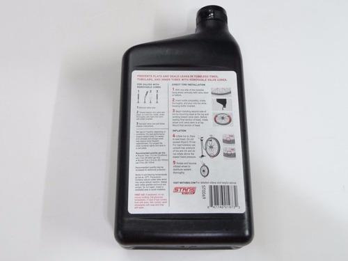 sellador liquido stans no tubes 946 ml anti ponchaduras