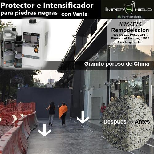 Sellador negro recinto granito slate marmol cantera for Informacion sobre el granito