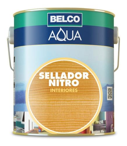 sellador nitro nitrocelulósico maderas 3.6 l - belco