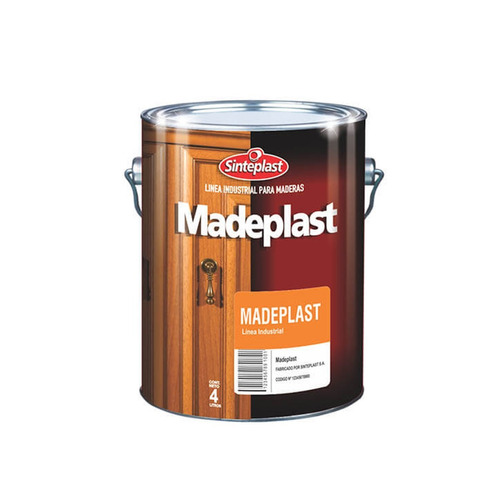 sellador nitrocelulosico madera  madeplast 4l sinteplast mm