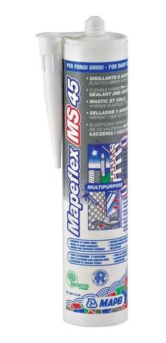 sellador y adhesivo hibrido mapeflex ms 45
