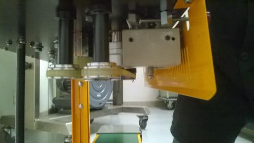 selladora codificador fechador de banda industrial de bolsas