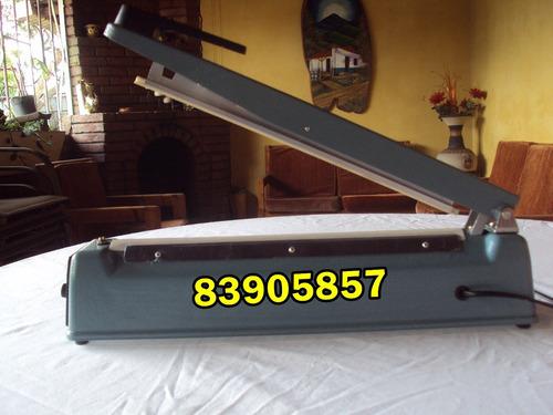 selladora de bolsa metálica 30 cms-cba02