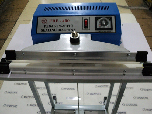 selladora de bolsa semi-industrial 40 cm