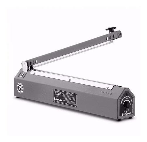 selladora de bolsas cizalla lipari cc300 30 cm con corte
