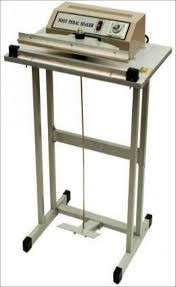 selladora de bolsas, industrial, de pedal-cba02