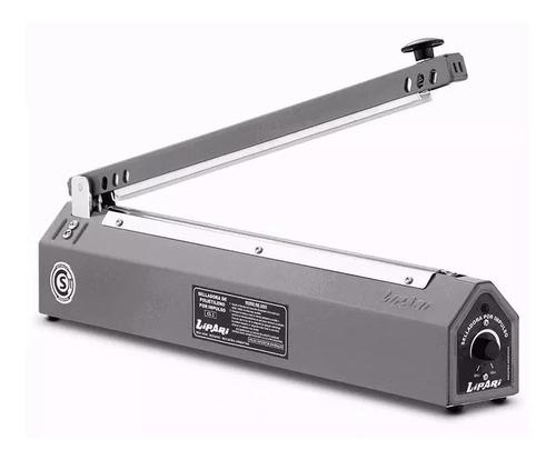 selladora de bolsas lipari cc200 con corte sellado 20 cm