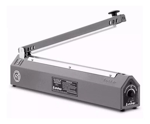 selladora de bolsas lipari cc300 con corte sellado 30 cm
