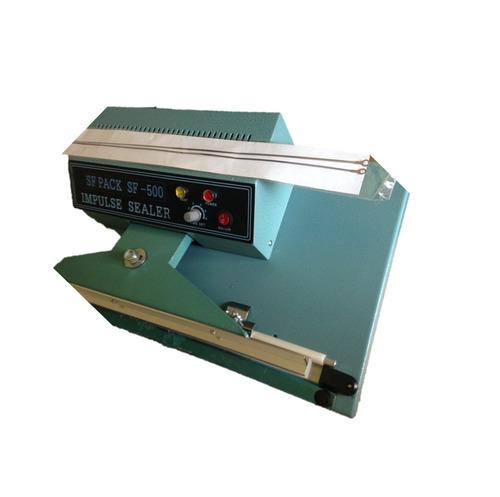 selladora de bolsas pedal impulso automática 40cm