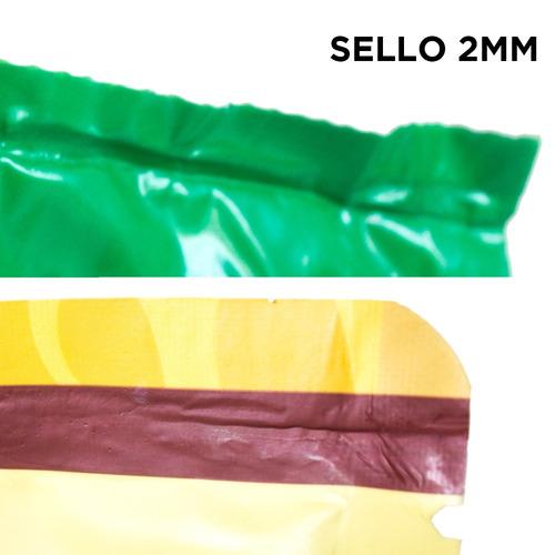 selladora de bolsas plásticas de 30cm