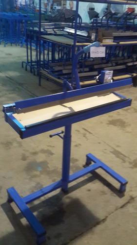 selladora de bolsas plasticas manual pedestal 60 cms