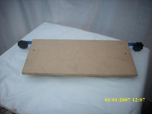 selladora de bolsas plasticas pedal de 60 cms