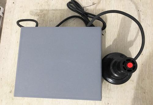 selladora de envases x inducción 20-80mm contador regulador