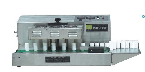 selladora de induccion automatica continua de mesa