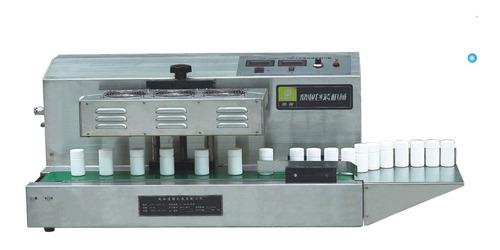 selladora inducción automática para lainer o foil metalizado