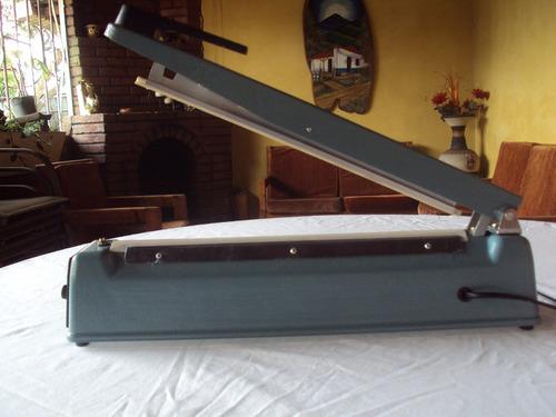 selladora metallica 30 cms, romanas, carnicería-cba02