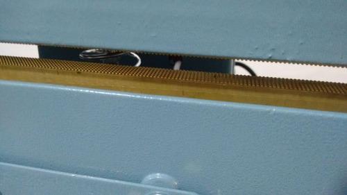 selladora pedal mordaza con control de temperatura 40cm