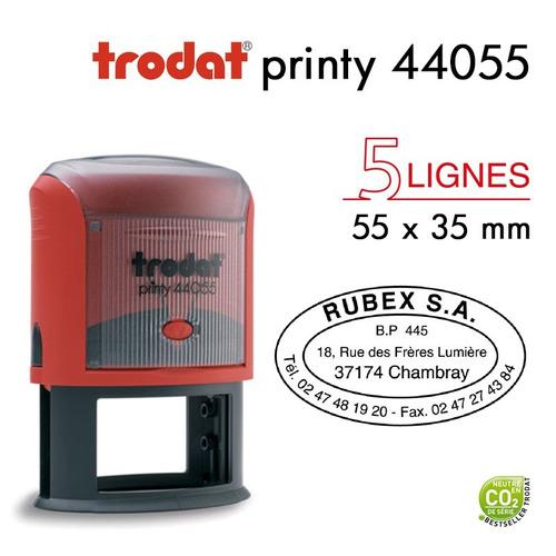 sello automatico ovalado trodat 44055 precio remate