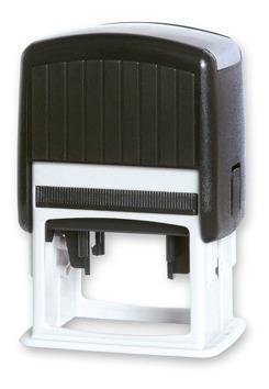 sello automatico rectangular 6x4cm con goma 24 horas chacao