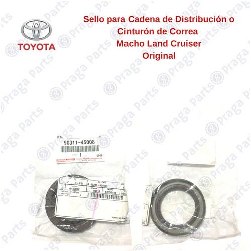 sello cadena de distrib o cinturón correa macho 90311-45008
