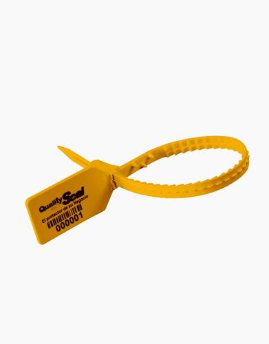 sello de seguridad ( heavy ducty 30 cm) 1000 pz la caja