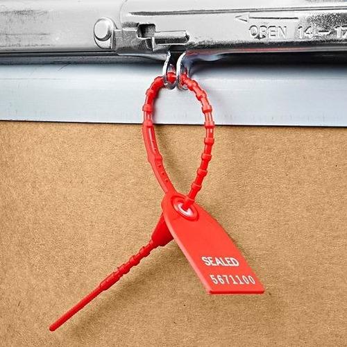 sello de seguridad ( tug tight 20 cm) caja con 1000 pz