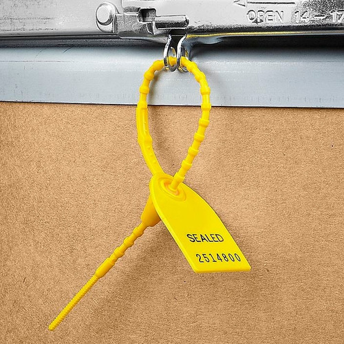 sello de seguridad ( tug tight 40 cm) caja con 1000 pz