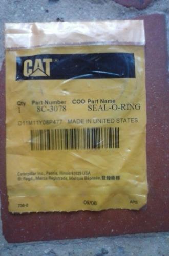 sello, marca cat, nº de parte 8c3078