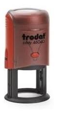 sello redondo automatico personalizado trodat 46040 (4cm)