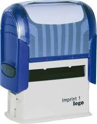 sellos automatico imprint (garantía de 1 año) personalizados