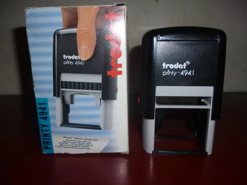 sellos automaticos trodat variados personalizados oferta